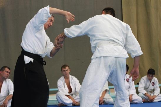 Семинар айкидо-айкикай