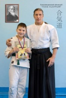 Айкидо, Лучший спортсмен года