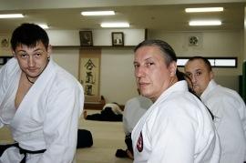 Япония. Тренировки в Хомбу Додзё