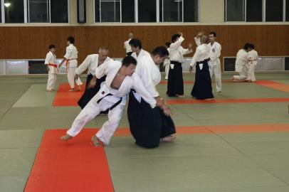 Япония. Тренировки в Ниигате