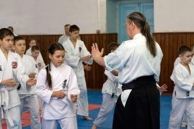 Айкидо Благовещенск, детский семинар 11 Кю