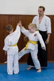 Детские семинары 9- 6 Кю