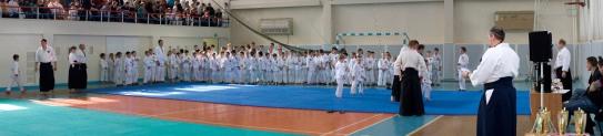 Детский квалификационный экзамен 11-6 Кю