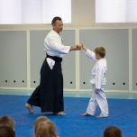 Детский семинар по айкидо