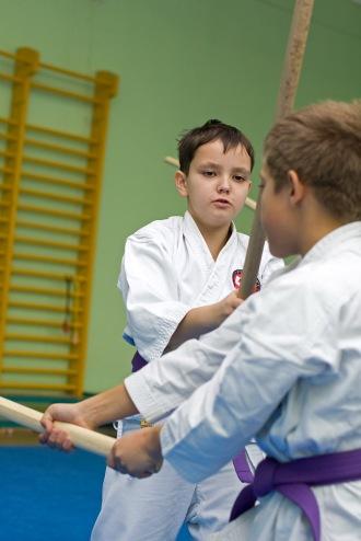 Детский семинар для 6 Кю