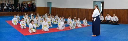 Детский семинар на 9 Кю