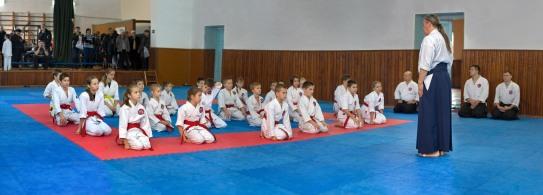 Детский семинар для 8 Кю