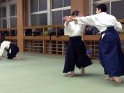 Тренировка в Ниигате (Toyano Sogo Taiikukan)