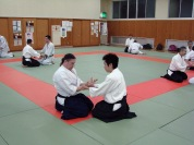 Тренировка в г.Камо