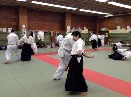 Тренировка в г. Маки