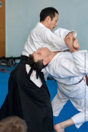 Вечерняя тренировка с Э.Кацурадой