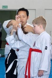 Детский семинар, Эйджи Кацурада