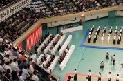 54-й фестиваль по айкидо в Токио